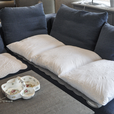 3 person cotton sofa pad (SFPMV1-180)