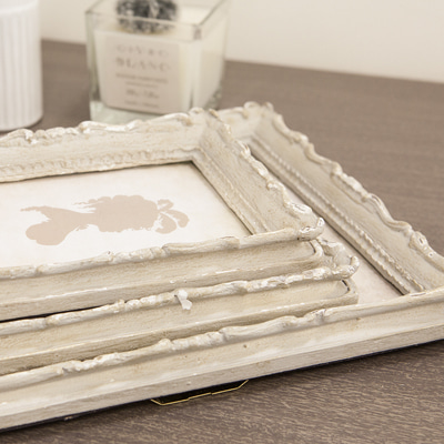 French square photo frame (K23F010A, K23F010W, K23F010T)